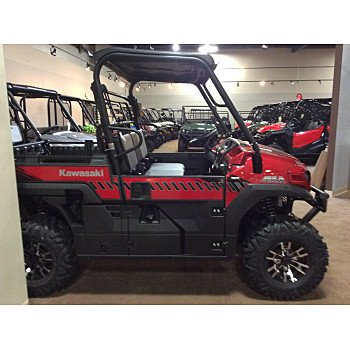 2020 Kawasaki Mule PRO-FXR for sale 200848981